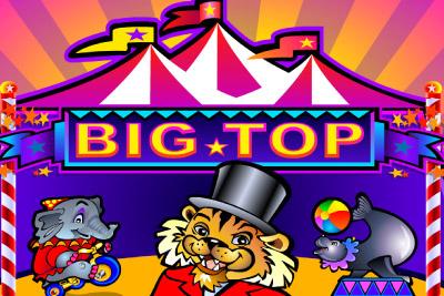 игровые автоматы онлайн 2017: Big Top