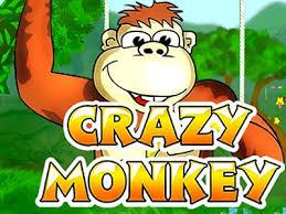 Crazy Monkey классический игровой автомат