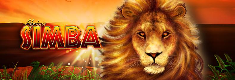 . Игровой автомат в казино Вулкан «African Simba»
