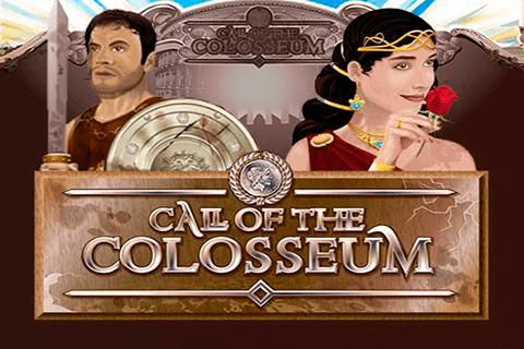 Call of the colosseum в казино Вулкан Вегас