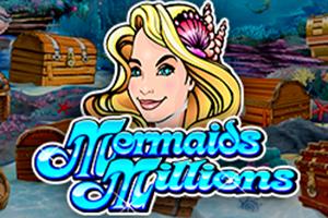 Mermaids Millions игровые автоматы на деньги