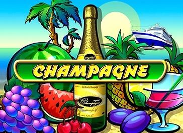 Champagne в казино Вулкан