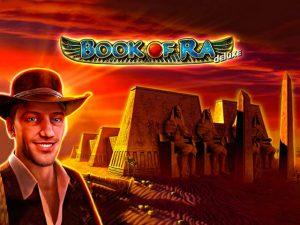 игровой автомат «Книга Ра»
