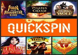 Особенности игровых автоматов Quickspin в казино Вулкан