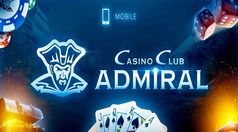 Обзор официального сайта казино Адмирал