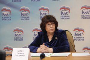 Наталья Дмитриевна Боева
