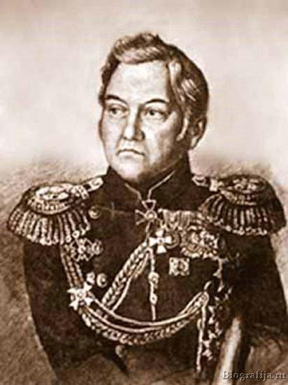 Лазарев Михаил Петрович